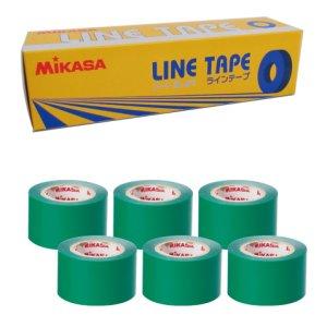 画像2: ミカサ ラインテープ 40mm×20M×6巻
