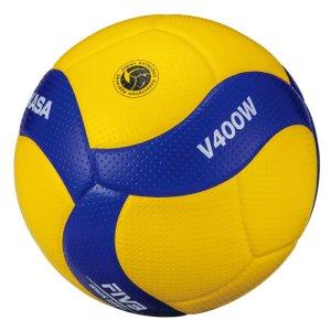 画像1: ミカサ バレーボール 検定球4号